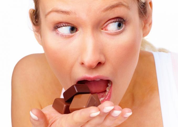 тяга к сладкому, шоколад, повышенный аппетит, помощь психолога, как победить аппетит,